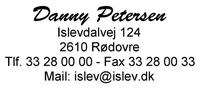 Colop 3400 Stempel Inkl. egen tekstplade og valgfri farvepude